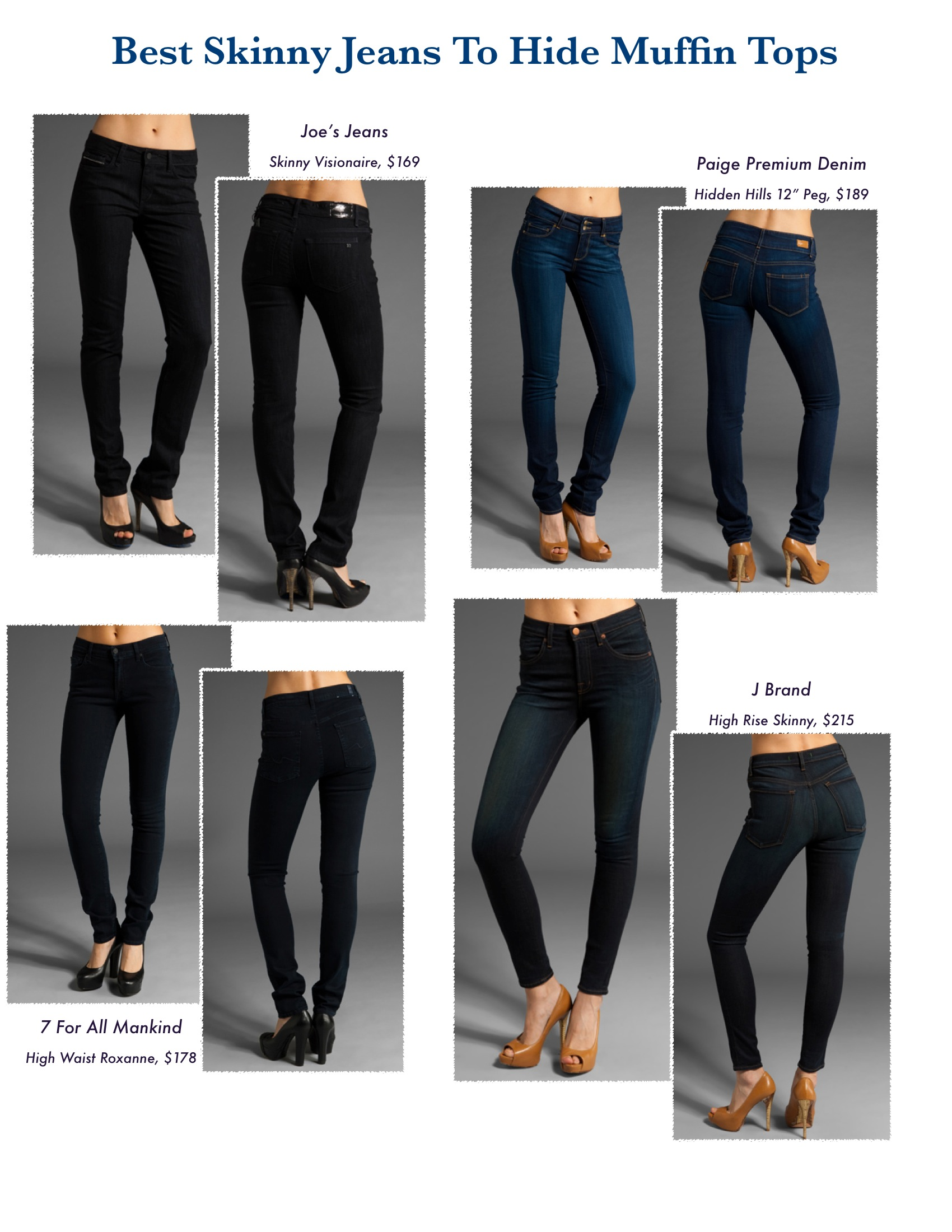 The Skinny On Skinny Jeans The Best Styles For Moms From