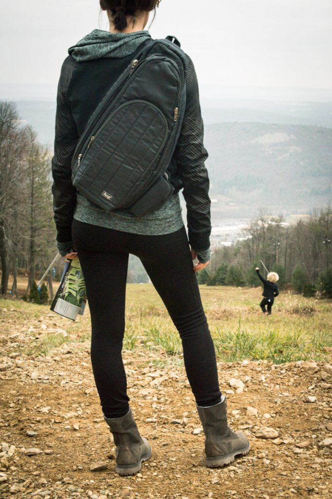 Four Ways To Wear Hiking Boots - The Mom Edit