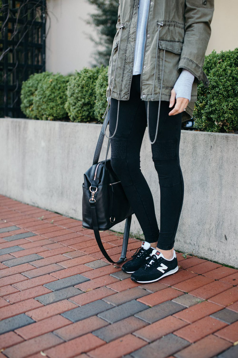 How To Wear Leggings as Pants (YES, I went there)